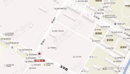 年末拍地潮!澄海西片新区约14亩住宅用地12月7日开拍