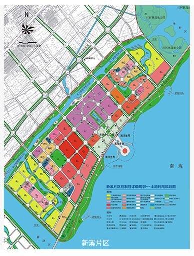 东海岸新城中心组团启动建设 这些规划你不知道就迟啦