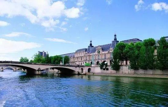巴黎左岸右岸_塞纳河把巴黎分成左岸右岸_巴黎,你在左岸还是右岸