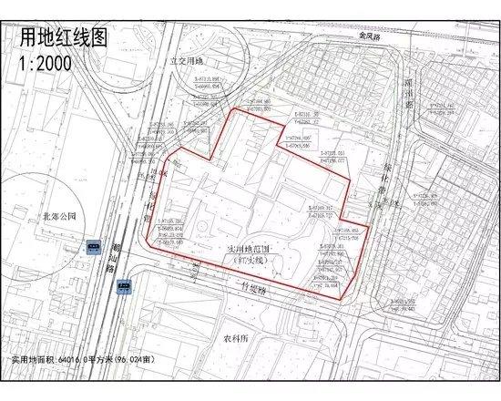 汕头农科所旁96亩商业用地 将迎来又一商业地标