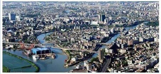 乌桥岛改造30年 融资60亿改变上万人的生活