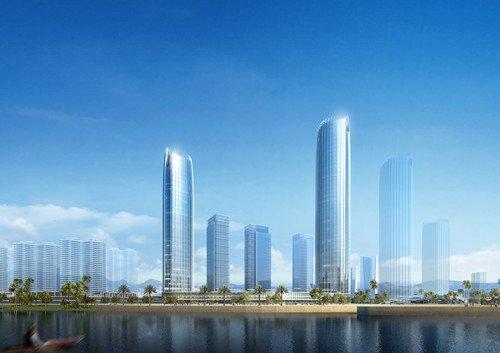 明园集团来了 250米超高层建筑刷新汕头新高度