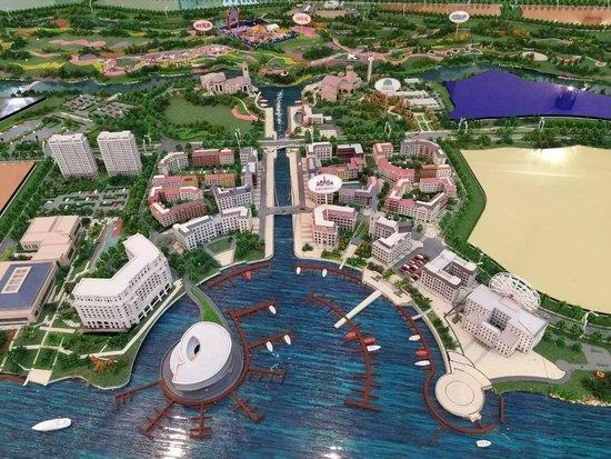 """世界500强房企""""绿地""""来汕头 推进这个项目落地"""
