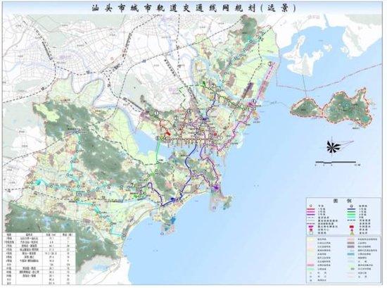 汕头轨道交通试验线明年7月建成 轻轨时代即将到来