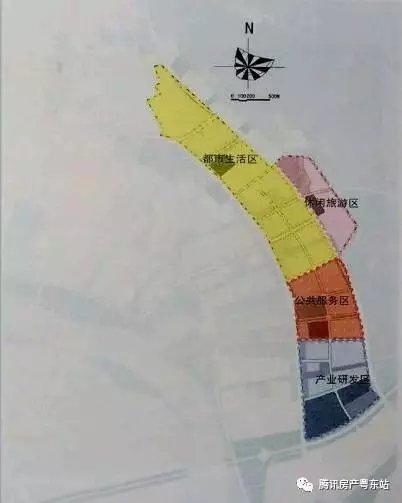 潮阳东部新城又一土地估价完成 龙光/宝能或添新邻居