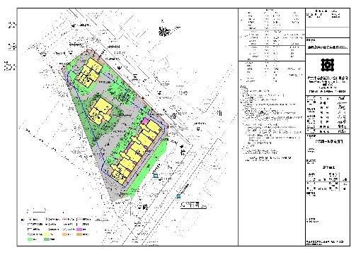 金鸥园三期建设工程规划许可申请事项批前公示