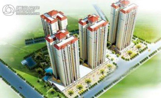 富虹上游城5、7、8号楼将于8月1日开盘
