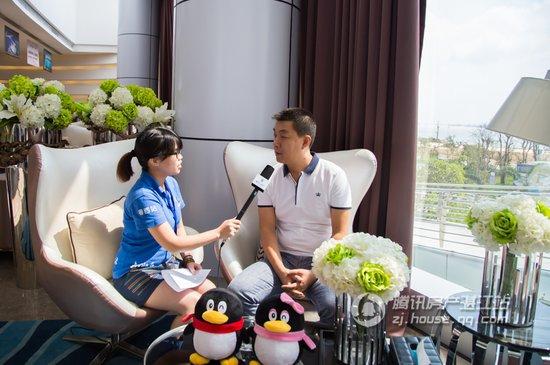 地产思享者:荣盛·8848中央广场营销总监李军(上)