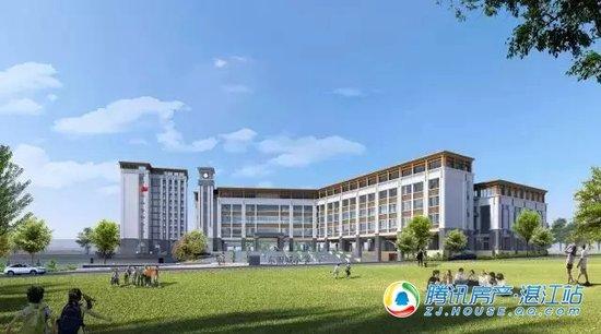华南师范大学附属湛江小学奠基仪式圆满成功!