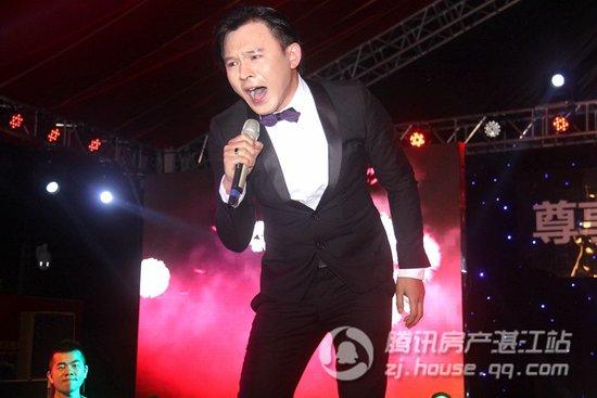 刘德华(陈黎明)现场献唱经典老歌,全场来宾穿越经典年代图片