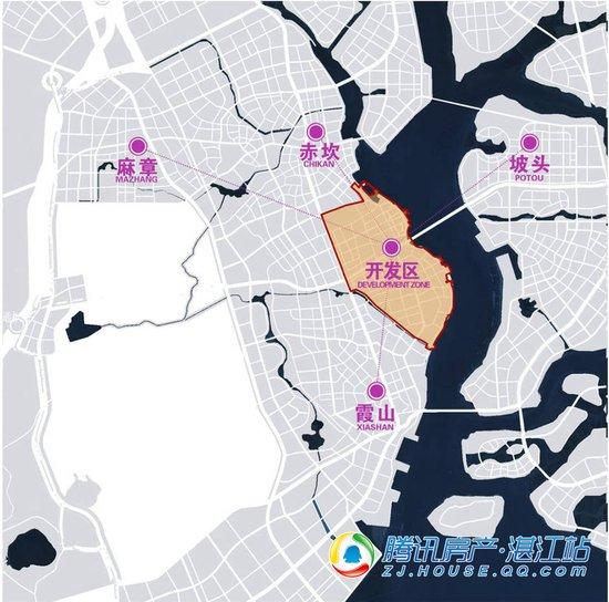 繁华商务区or生态宜居区?腾小Q带您走进开发区