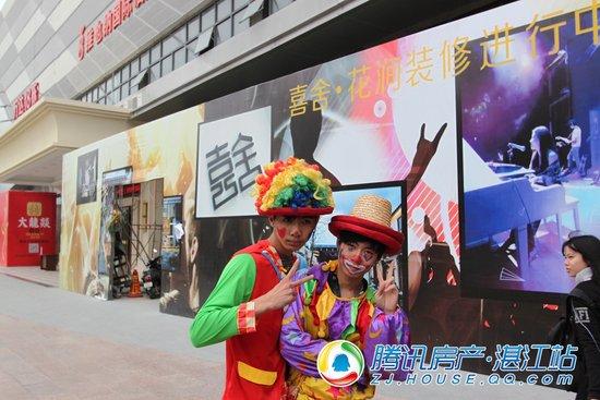湛江万达广场广州湾步行街11月25日盛大开街,我们不潮不玩!