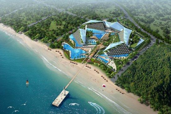 月亮湾海景公寓投资回报率高达30% 低投资高回报