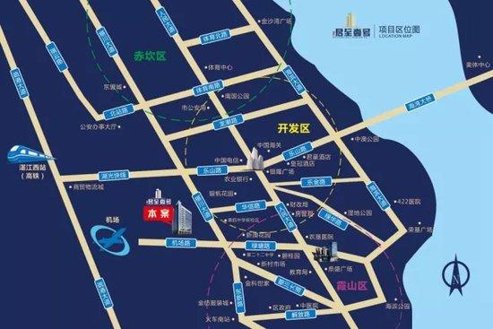 湛江这个楼盘4980/㎡(起),更推出震撼一口价等你来!