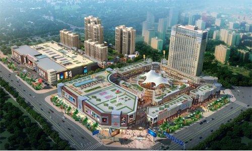 阳江城市向南拓 城南新区成开发热土