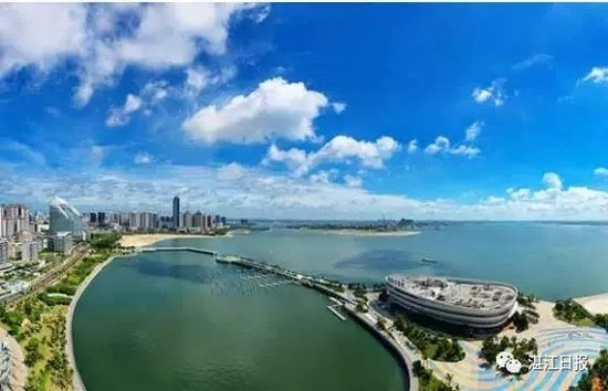 湛江城市定位升级 首次被列为广东副中心城市