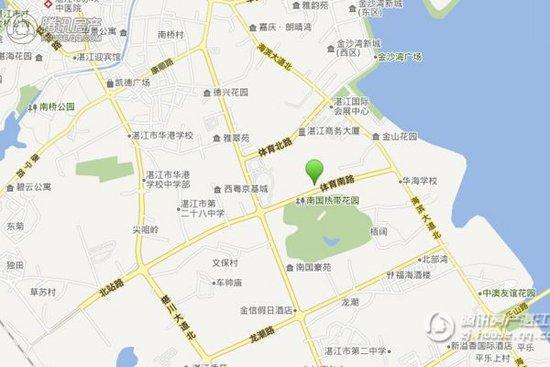 湛江顺江帝景城最新项目进度抢先看