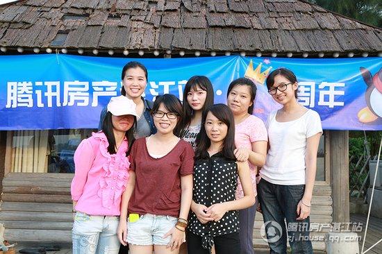 腾讯房产湛江站一周年啦!