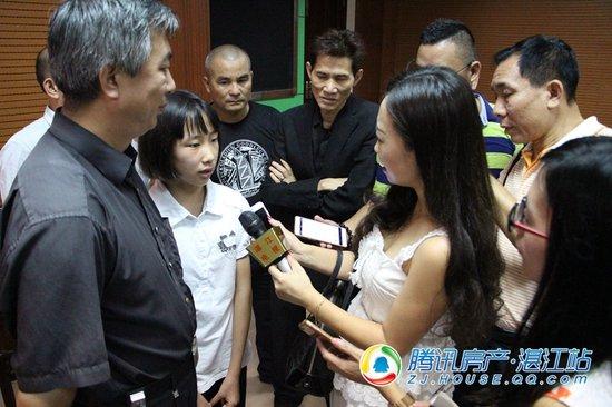 清晖嘉园助力二中学子陈舒音 10万元高考奖学金颁奖典礼盛大举行