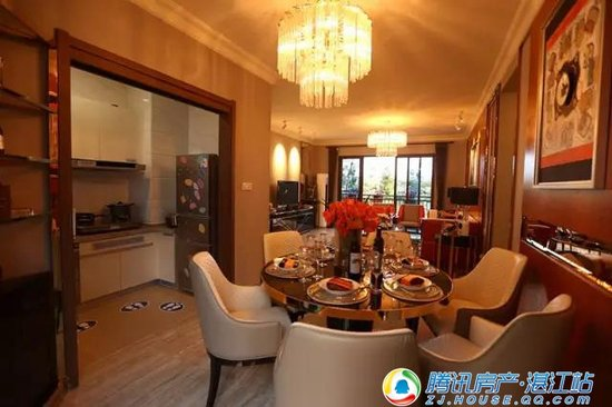碧桂园逆天的3房设计,刷新湛江人居新高度!