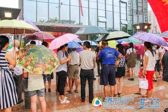 尊享城央核心臻品 荣基·财富广场营销中心5.28耀世开放