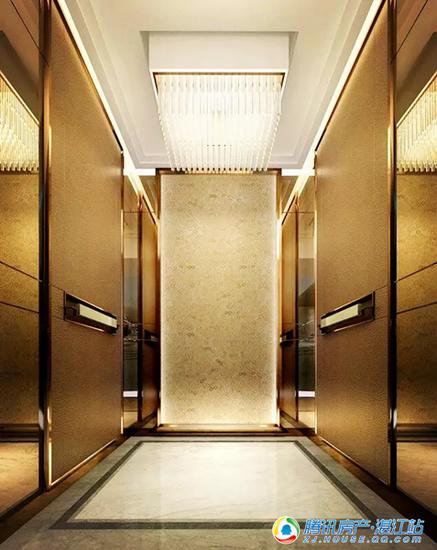 碧桂园·豪庭 | 电梯入户 豪门礼序