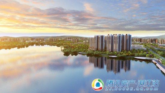 【开盘预告】一湖两园三学校,瑞云湖·兆福苑为您提供高品质健康生活