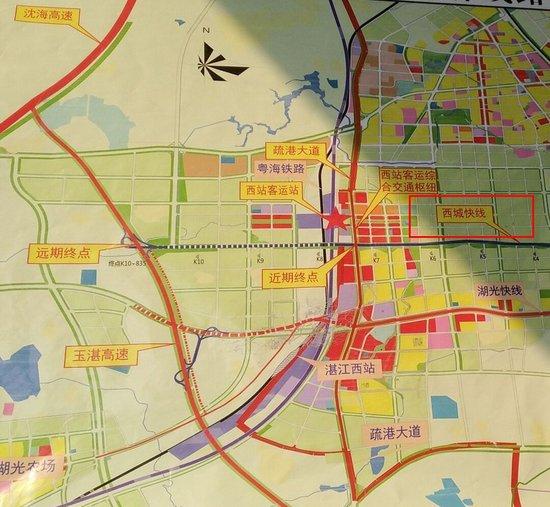 正在成型的麻章高铁新城,其魅力有多大?