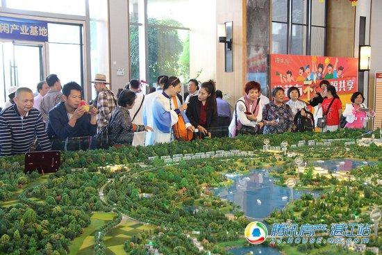 玥珑湖 | 中国太极养生宜居基地揭牌仪式今日圆满成功