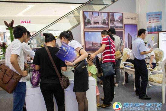 璀璨湛江心,一园享繁华,盛和园荣基国际广场展点盛大开放