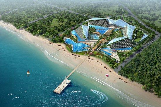 阳西加快创建旅游强镇步伐 月亮湾受旅游者青睐