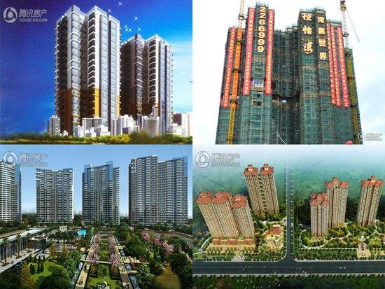 一房在住不如一证在手 精选湛江优质五大楼盘
