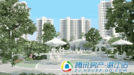【碧桂园·城邦花园】打造湛江人梦想中的高铁智慧家