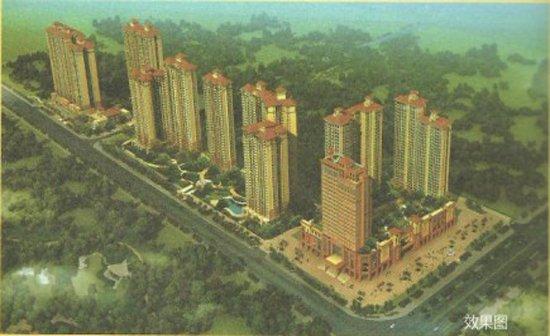 六大园林住宅房产 打造现代宜居美家