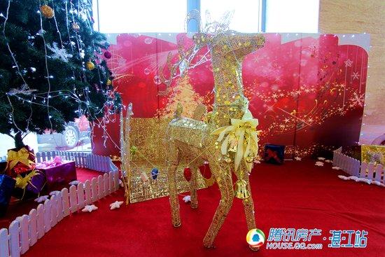 """来京基大厦迎圣诞 """"京""""喜享不停!"""