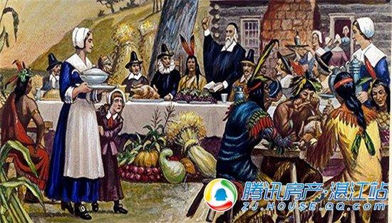 感恩节只是个外国节日吗?