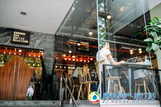 """《溏心风暴3》热播,银地·银帆花园告诉你开茶餐厅也需要一块""""吸金""""热土!"""