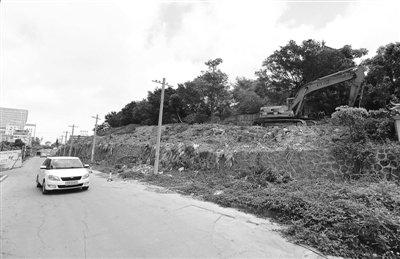 开发区龙安路预计年底竣工图片