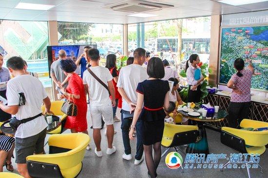 邂逅人居新典范 城市尚居花园外展厅7月8日盛大开放