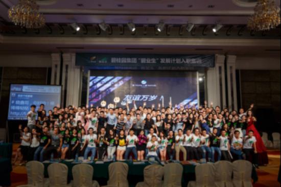 碧桂园校招受追捧 线上宣讲吸引266万人次