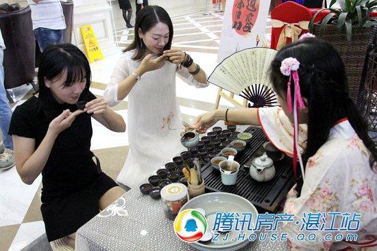 【传承经典 古韵醉东山】银地·东山花园与您共襄汉文化盛会!