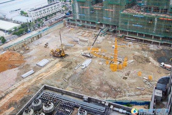 您所期待的,都有了新的模样,皇冠城11月工程进度播报