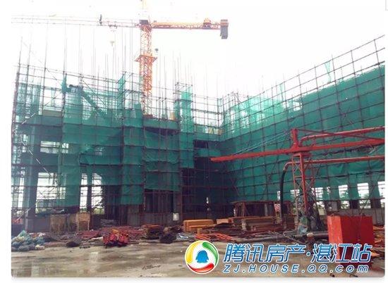 【新动态】建实·帝景银湾最新工程进度报道