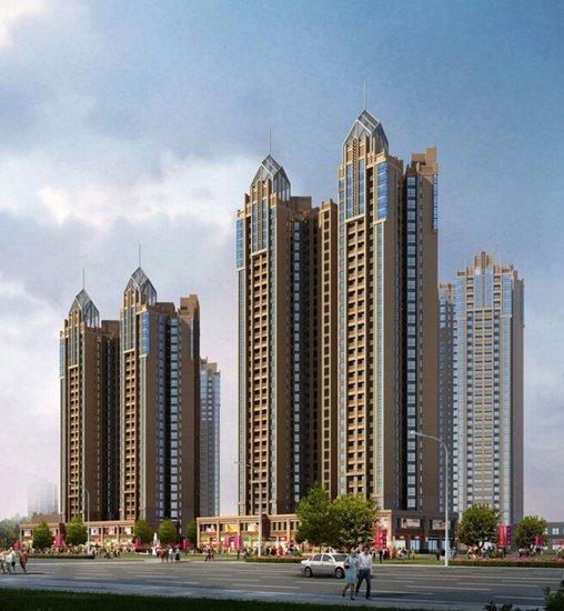 金色维也纳90平米优质三房户型 总价低至32-35万