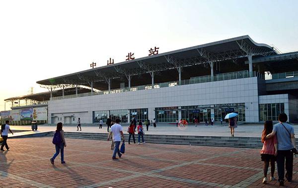 中山北站即将升级为珠三角重要铁路枢纽站!