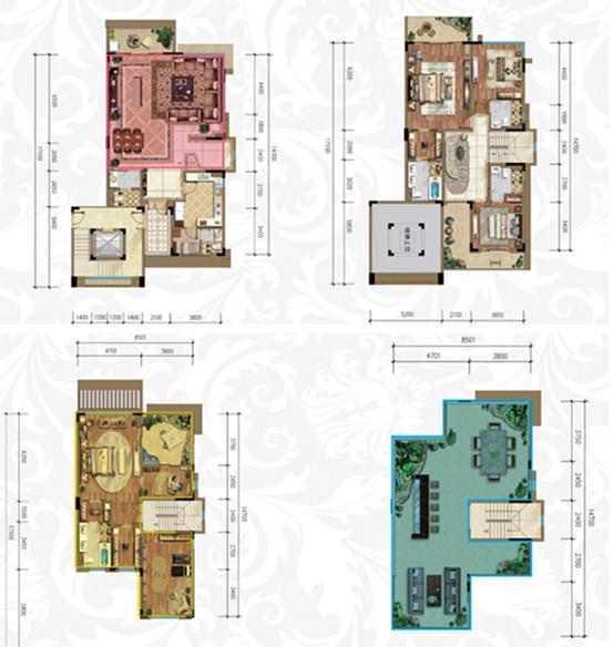 看图说房:中山纯别墅区——雅居乐长堤半岛