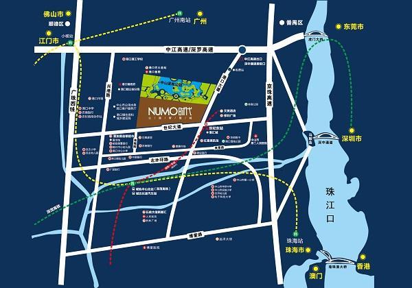 港口镇人居NUMO新时代 畅享城市健康生活新形态