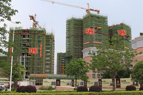 新盘前瞻:商贸公司首次开发的地产项目——骏珑盛景