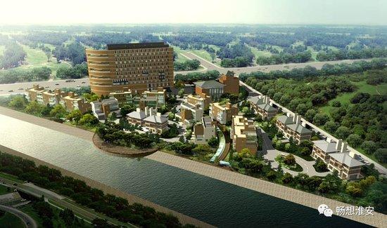 淮安开发区新盘遍地开花 城市东扩南联之下未来可期