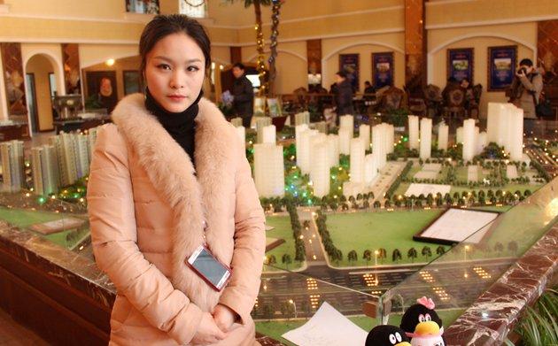 置业顾问刘晓丽